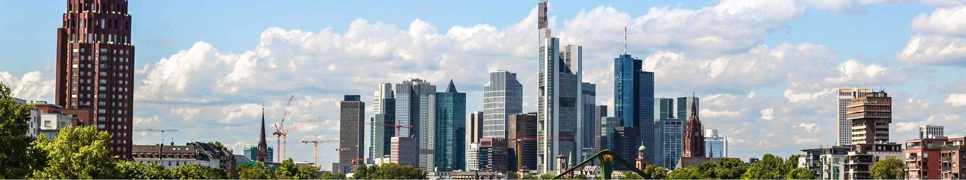 Financial PR Frankfurt City - Germany