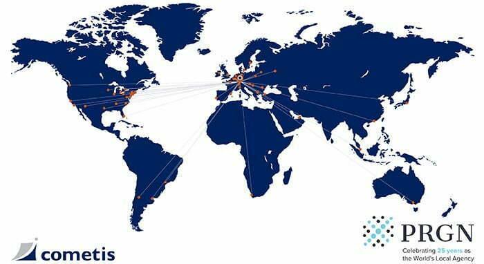 prgn partner network cometis