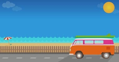 History of the VW Campervan