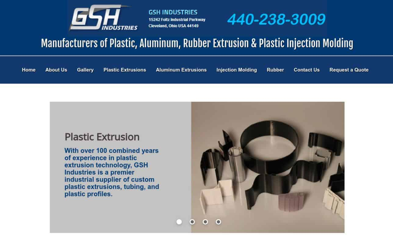 GSH Industries, Inc.