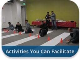 team building activities activities you can facilitate