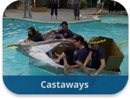 team building activities construction challenges castaways boat building and racing