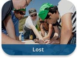 team building activities team adventures lost