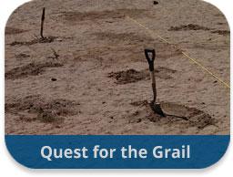 team building activities team adventures quest for the grail