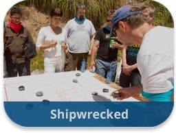 team building activities team adventures shipwrecked