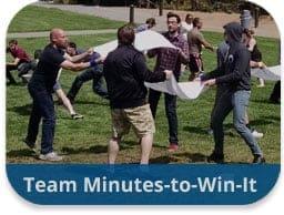 team building activities team adventures team minutes to win it