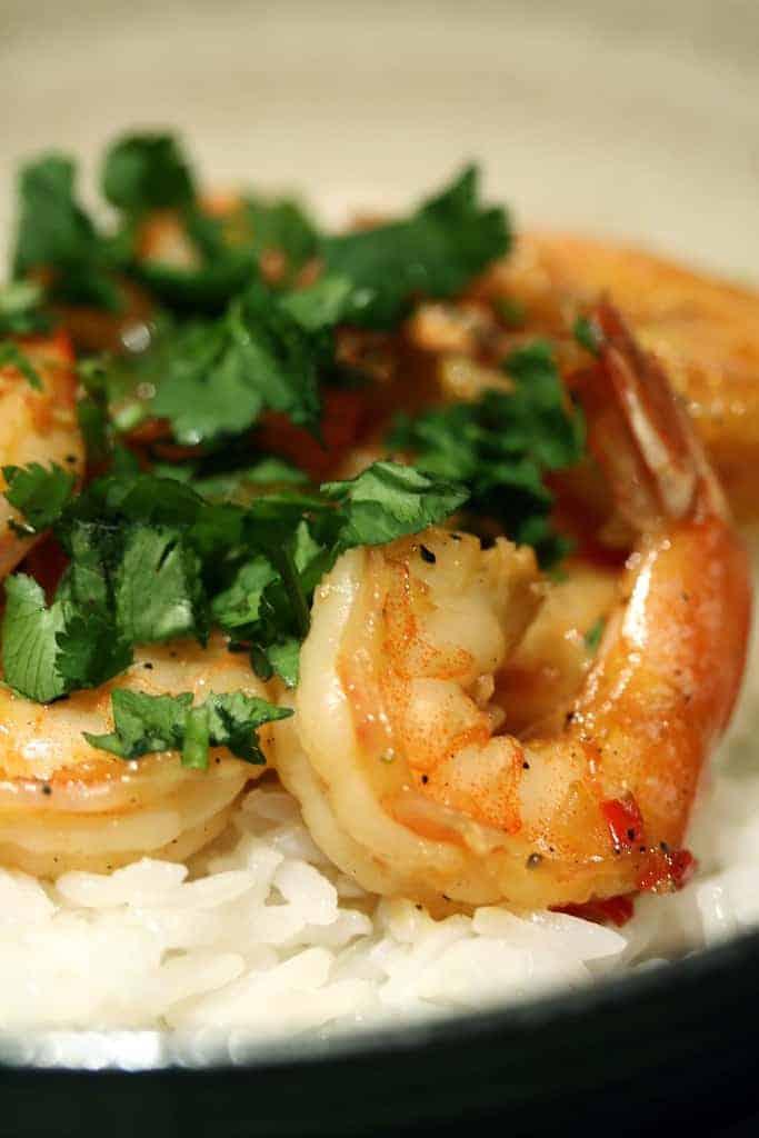 A World of Condiments – Vietnamese Caramel Shrimp