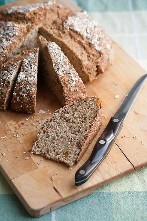 Loafing Around: Multigrain Irish Soda Bread