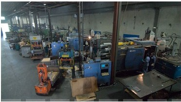 Metal Die Casting Machines