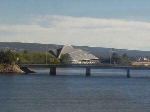 Vikingskipet Eislaufhalle in Hamar