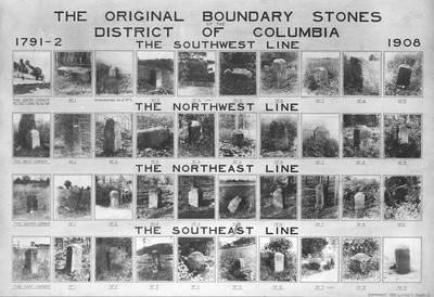 PDH Course - District of Columbia Original Boundary Markers 2