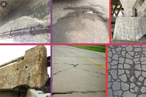 PDH Course - Causes of Distress and Deterioration in Concrete