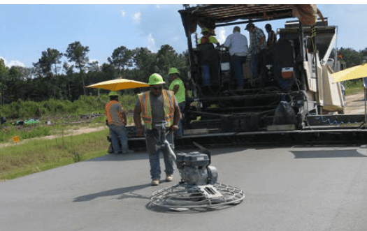 Roller-Compacted Concrete Pavement