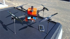 Small Unmanned Craft for Surveying