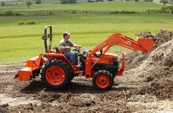 Tractor Use, Operation and Safety