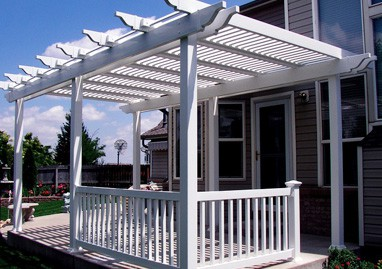 Free Standing Patio Covers - Duramax