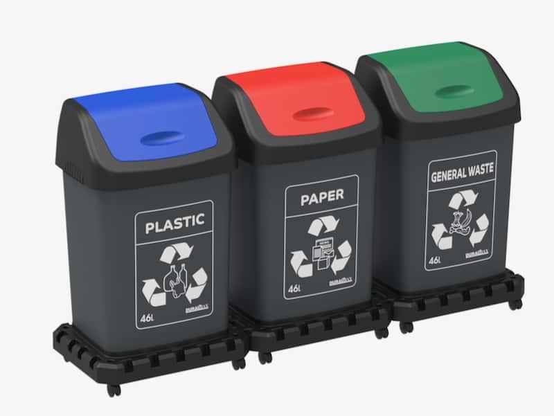Modular Recycle Bin