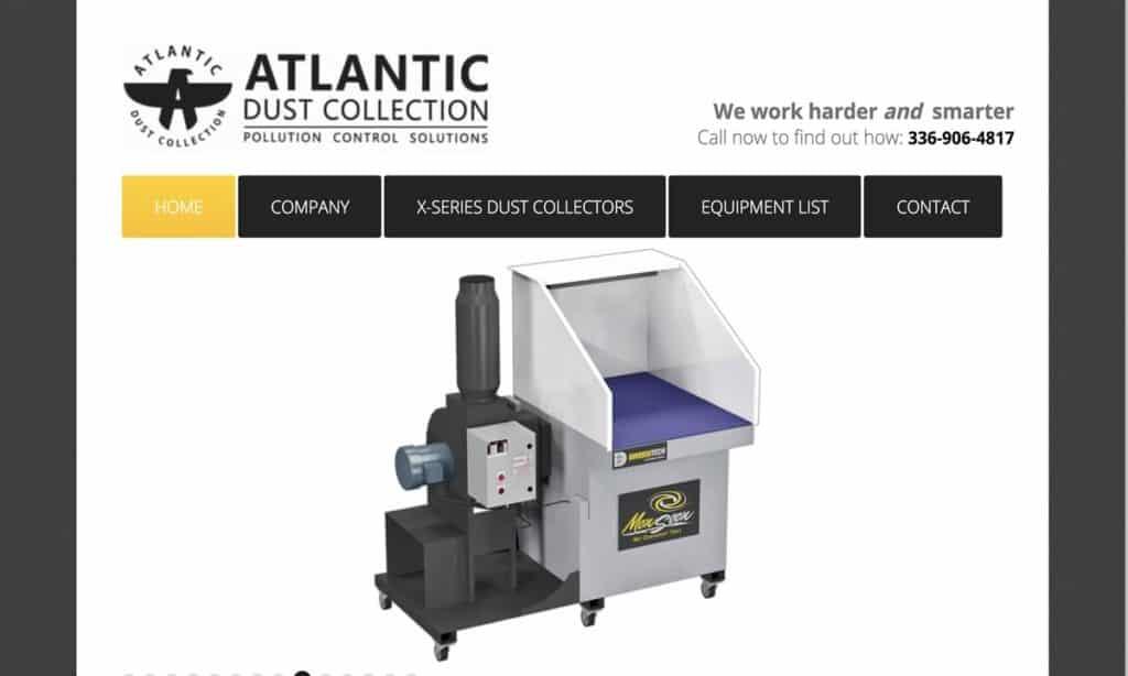Atlantic Dust Collection