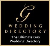 As featured in G Weddings Directory