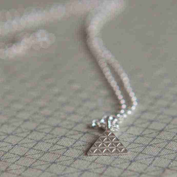 Aztec Necklace by Elizabeth Anne Norris