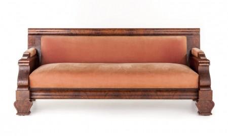 Antique sofa- empire