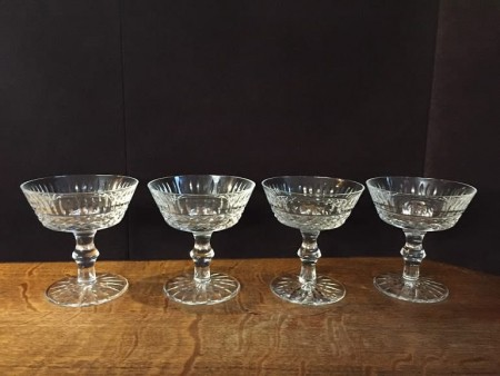 waterford crystal champagne coupe