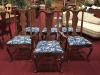 Baumritter Queen Anne Dining Chairs