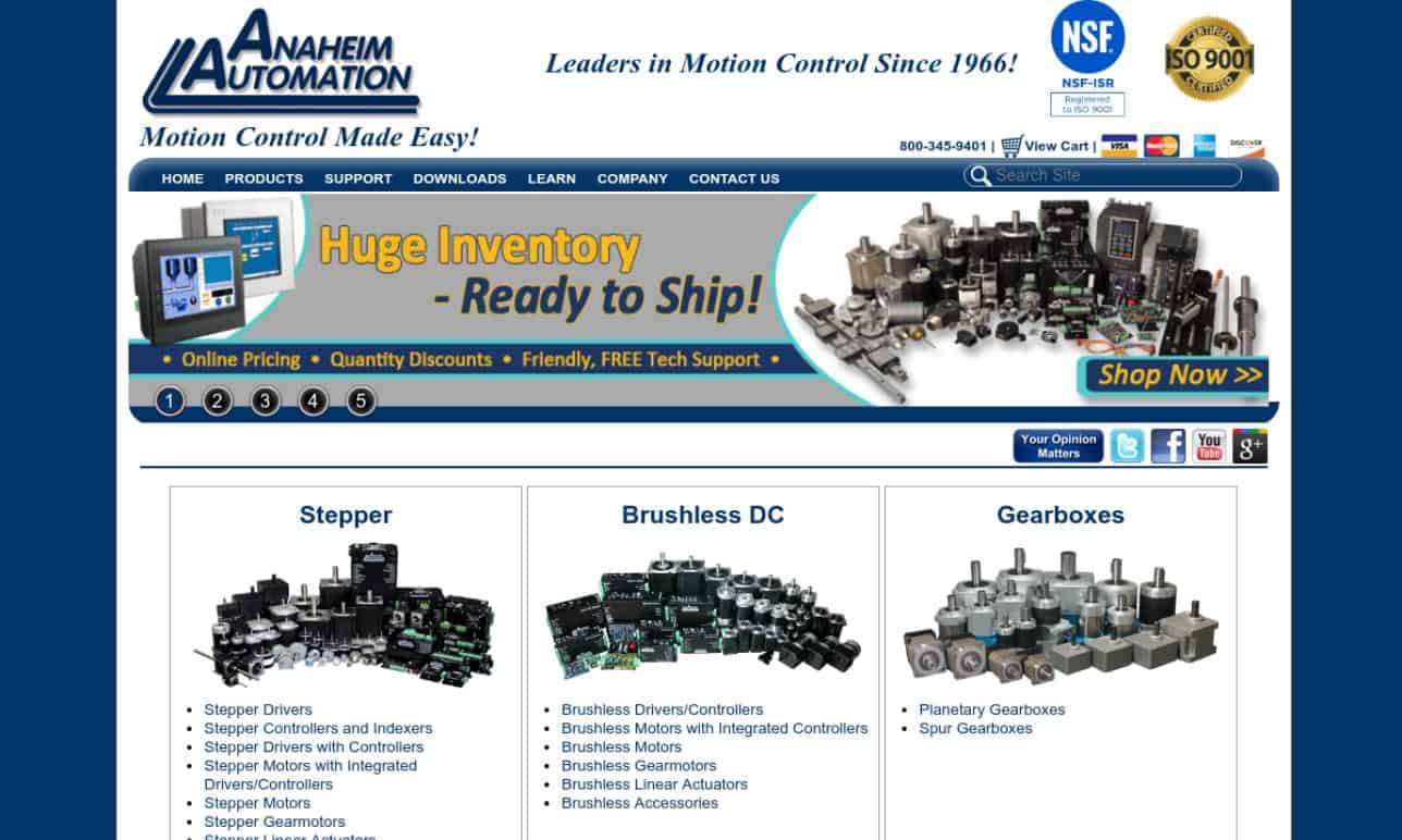 More Electric Motor Manufacturer Listings