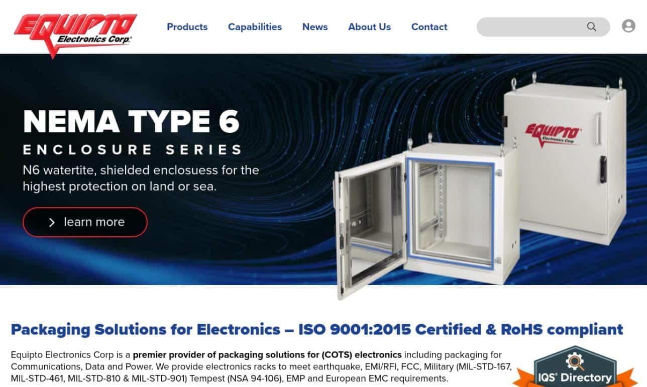 Equipto Electronics Corporation
