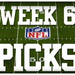 Sean's Sharp Bets for NFL Week 6