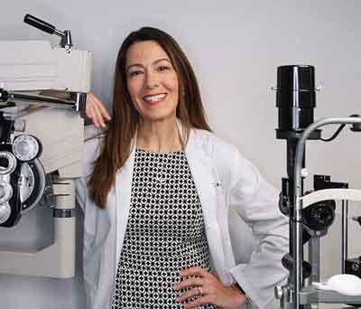 San Antonio Woman magazine features Dr. Sharron Acosta!