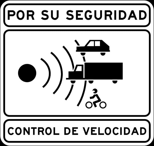 Tipos de radares en España