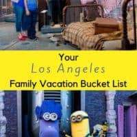 A top la concierge offers his bucket list of things to do with kids on an l. A. Vacation. #la #losangeles #kid #thingstodo #vacation