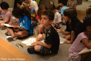 Family events at the met museum