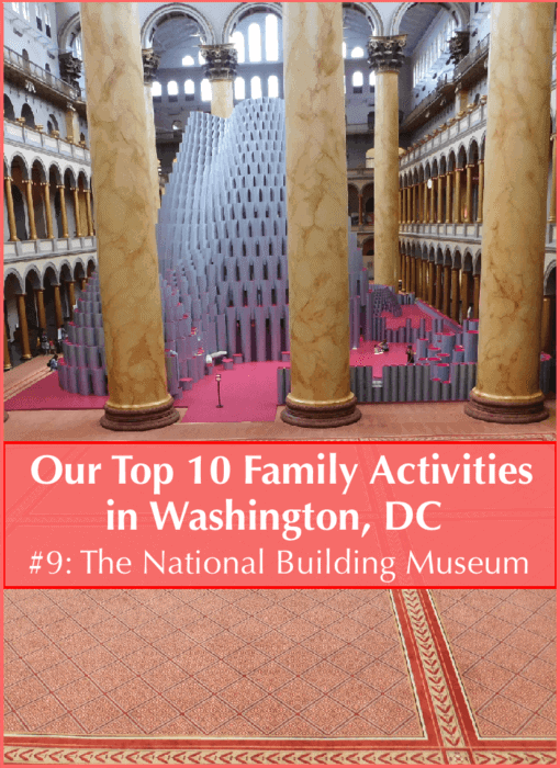 After you've seen the capitol and the smithsonian, here are our 10 lesser known but favorite things to do when we take a family vacation to washington, dc
