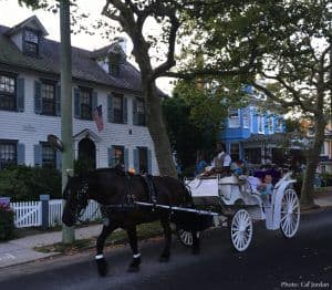 Cape may is known for its lovely homes and inns