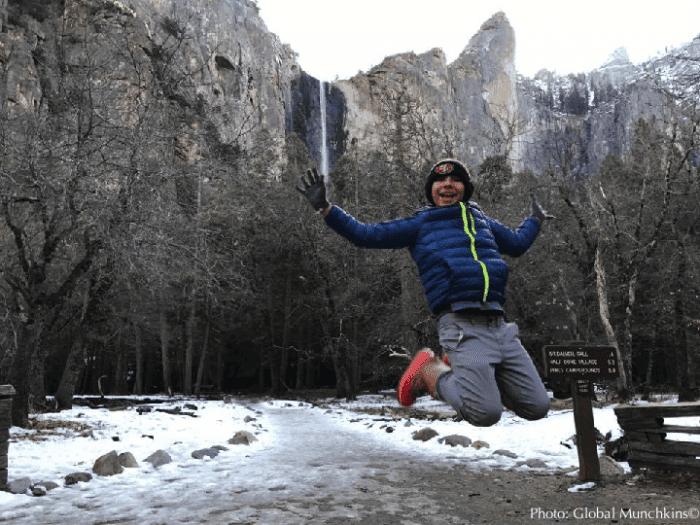 Tenaya lodge allows you to easily enjoy winter in yosemite
