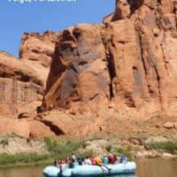 Page Arizona is a natural stopping point between the national parks in Utah, Arizona and New Mexico. It also has a lot of unique opportunities for families to get outdoors. Here is what we recommend to do and where to stay and eat. #page #arizona #kids #vacation #roadtrip #outdoors #nationalparks #familytravel