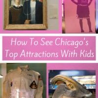 Here are the top 6 things to do in chicago. All are great things to do with kids. The hard part will be narrowing down your list of things to do. #chicago #kids #attractions #vacation
