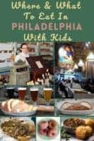 Philadelphia is a great food city. Here's where to find some of the best desserts, snacks, beer and restaurants you and your kids will like. #philadelphia #philly #pennsylvania #food #doughnuts #cheesesteak #thingstoeat #kids #restaurants