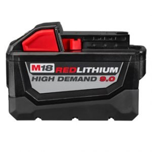 Milwaukee M18™ REDLITHIUM™ HIGH DEMAND™ 9.0 Battery Pack
