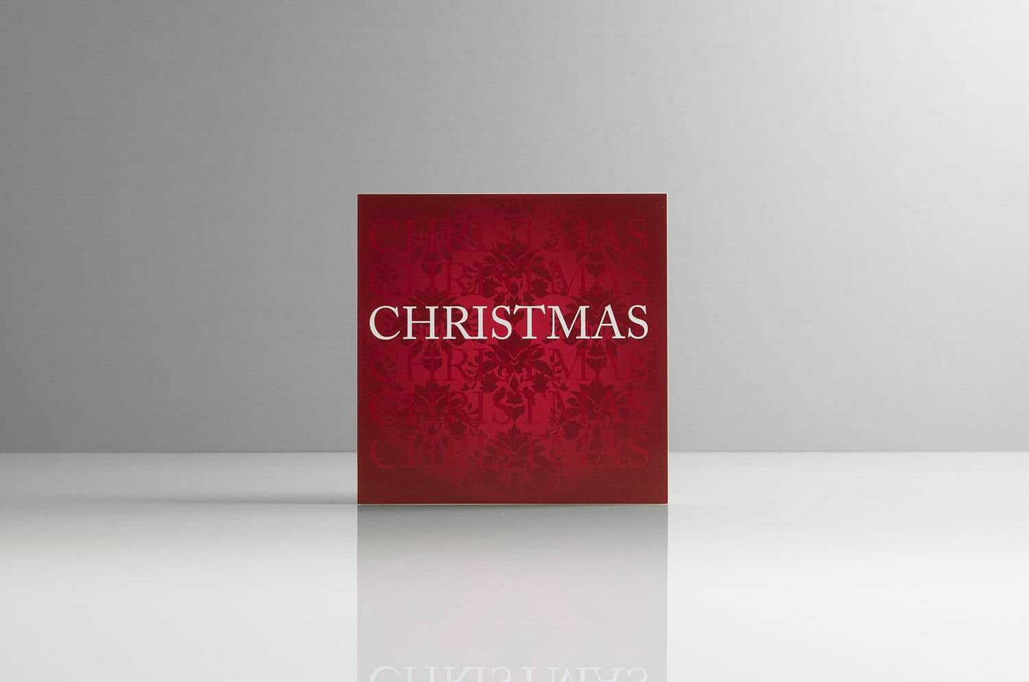 Christmas card by Alison Fisher Designs product photograph