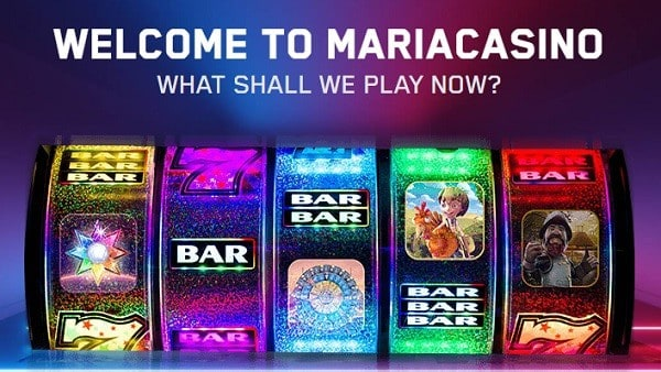Maria Casino 50 Bonus And Daily Free Spins Promotions