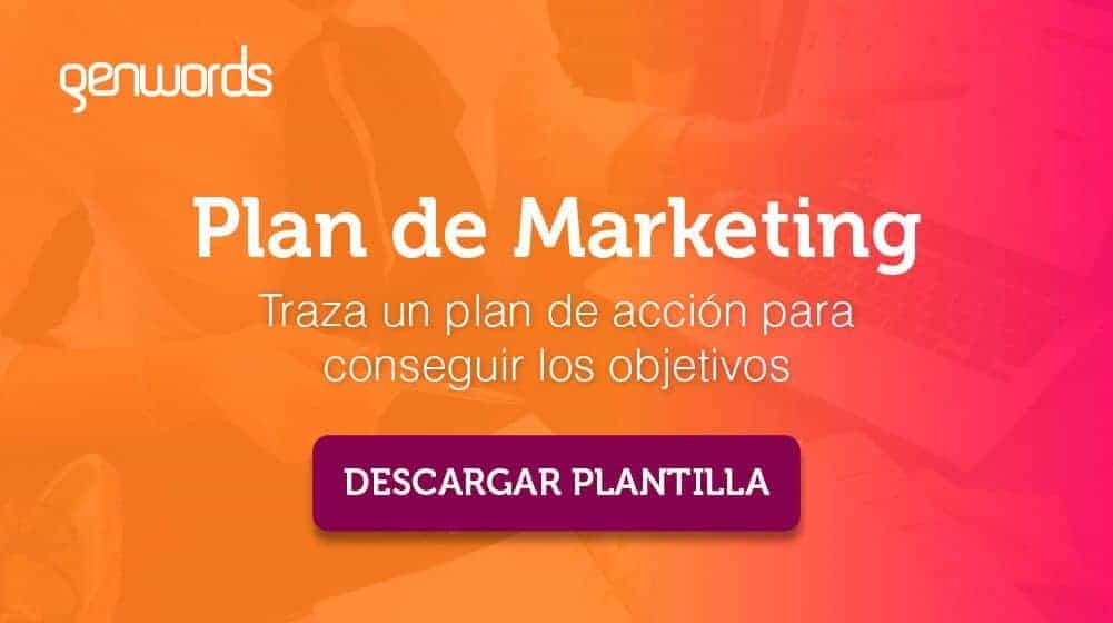 eBook Plantilla de Plan de Marketing