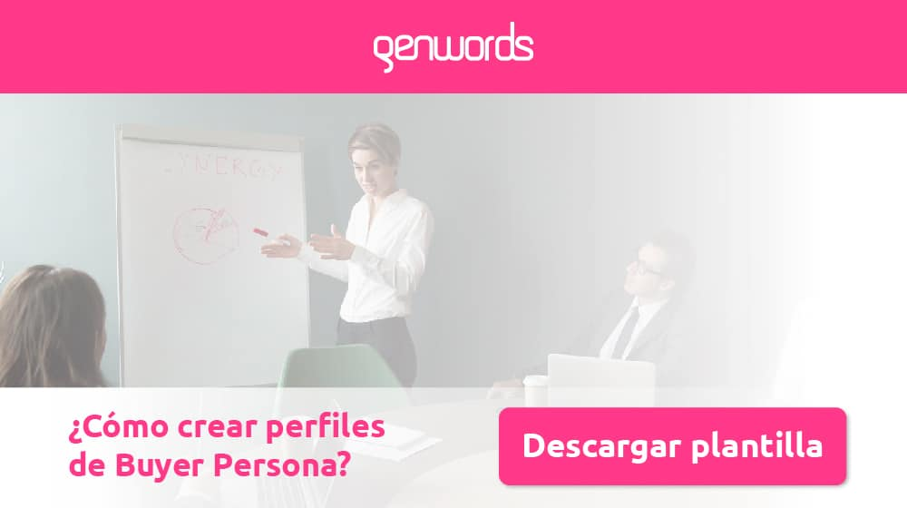 eBook Buyer Persona
