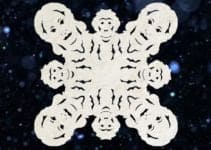 Have Some Winter Crafting Fun With These Science Snowflakes