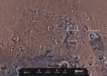 Using GIS to Explore Mars