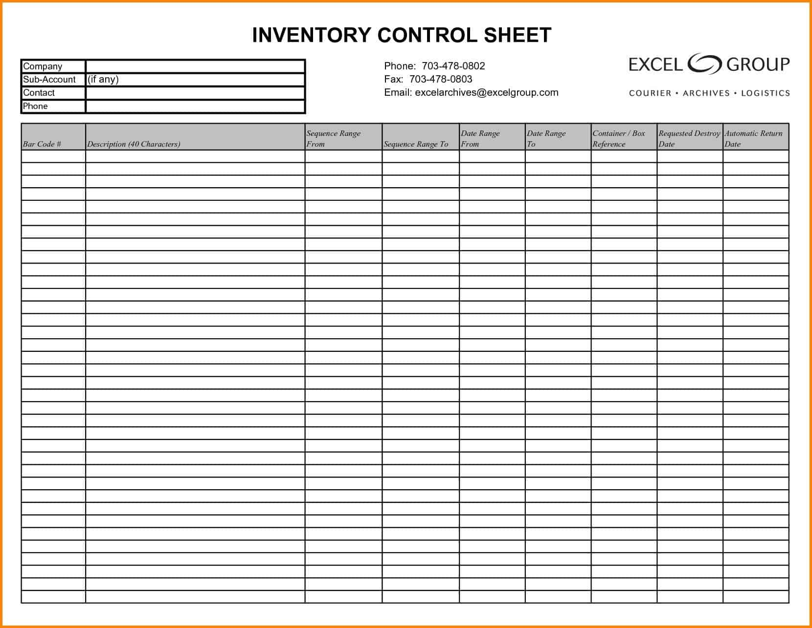 Examples Inventory Spreadsheets Phone Contact List Template Elegant asrock X370 Gaming K4 0d Error