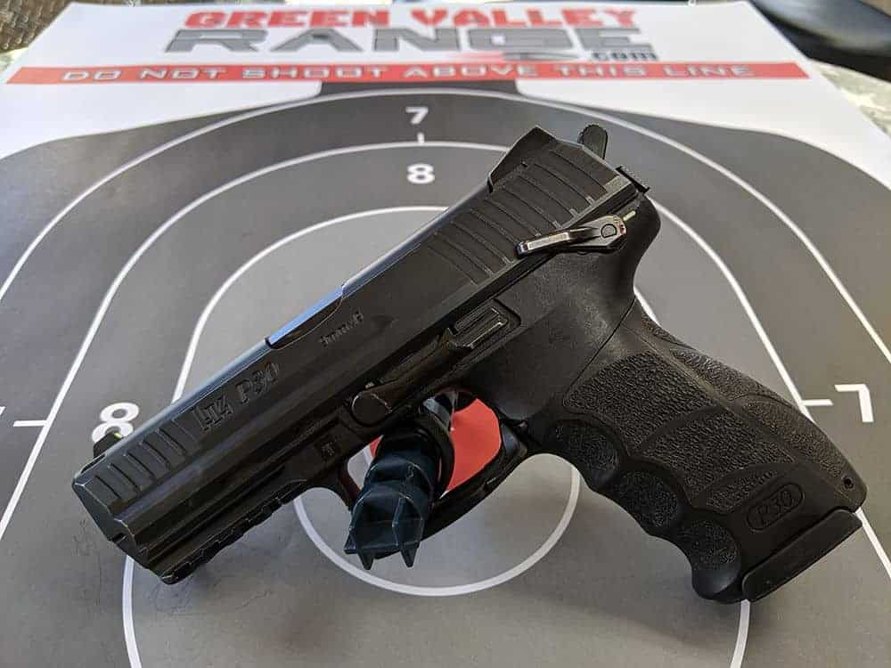 Heckler and Koch P30