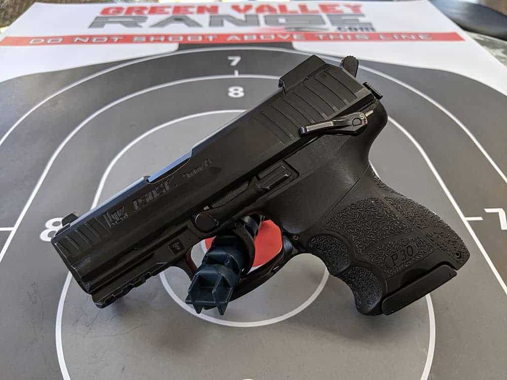 Heckler and Koch P30sk